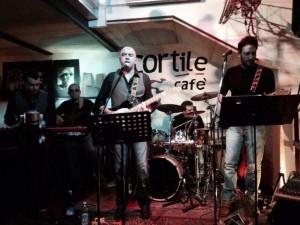 live @ Cortile Caffè